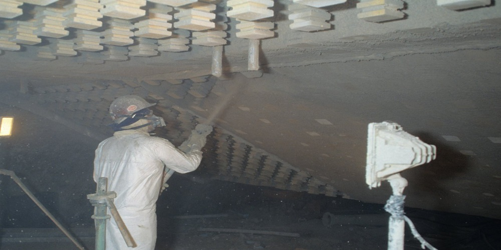 Expansion Joints for Installation of a Castable
